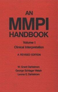 An MMPI handbook. v. 1 : Clinical interpretation Rev. ed