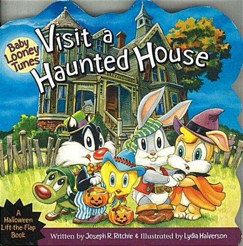 Visit a Haunted House (Board Book, LTF)