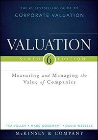 Valuation: Measuring and Managing the Value of Companies (Hardcover, 6, Revised)