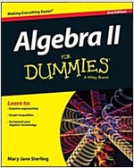 Algebra II for Dummies (Paperback, 2)