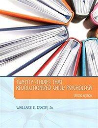 Twenty studies that revolutionized child psychology / 2nd ed