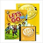 [세트] Let's Go 2 4E SET (Student Book + Workbook + CD) (4th edition)