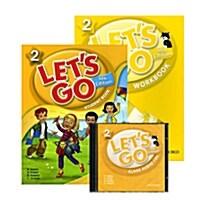 [세트] Lets Go 2 4E SET (Student Book + Workbook + CD) (4th edition)
