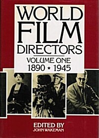 World Film Directors (Hardcover, Revised)