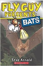 Fly Guy Presents: Bats (Scholastic Reader, Level 2) (Paperback)