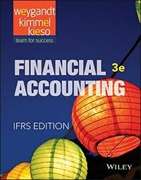 Financial Accounting: Ifrs (Hardcover, 3)