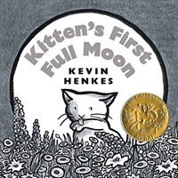 Kitten's First Full Moon Board Book (Board Books)