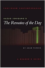 Kazuo Ishiguro's `The Remains of the Day` (Paperback)