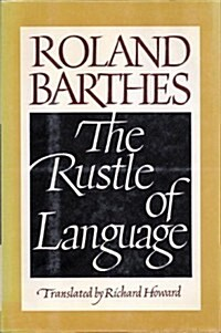 The Rustle of Language (Hardcover, 1st)