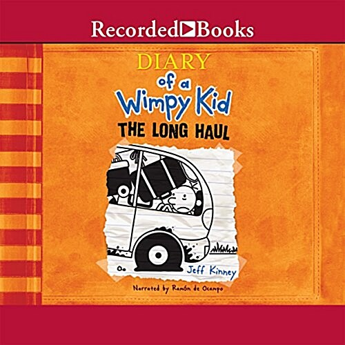Diary of a Wimpy Kid: The Long Haul (Audio CD)