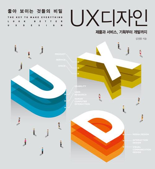 좋아 보이는 것들의 비밀, UX 디자인