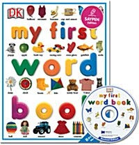 DK My First Word Book (세이펜 에디션, 원서 1권,CD 부록1장 포함) (Saypen Edition)