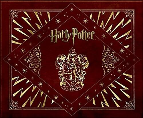 [중고] Harry Potter: Gryffindor Deluxe Stationery Set (Other)
