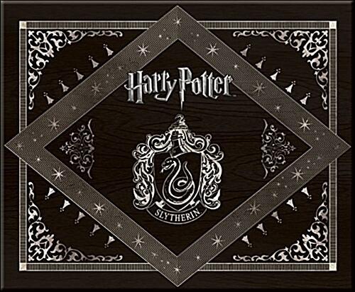 Harry Potter: Slytherin Deluxe Stationery Set (Other)