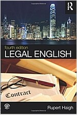 Legal English (Paperback, 4 New edition)