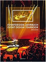 Event Design Yearbook 2015/2016 (Paperback)