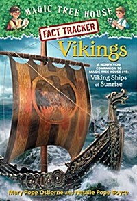 Magic Tree House FACT TRACKER #33 : VIKINGS (Paperback)