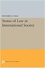 Status of Law in International Society (Paperback)
