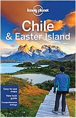 Lonely Planet: Chile & Easter Island (Paperback, 10)