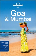 Lonely Planet Goa & Mumbai (Paperback, 7, Revised)