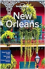 Lonely Planet New Orleans (Paperback, 7)