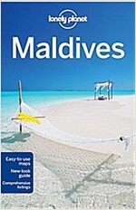 Lonely Planet Maldives (Paperback, 9)