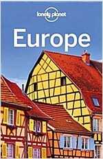 Lonely Planet Europe (Paperback, 9)