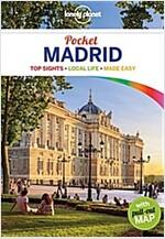 Lonely Planet Pocket Madrid (Paperback, 4)
