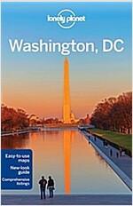 Lonely Planet Washington, DC (Paperback, 6)