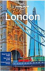 Lonely Planet London (Paperback, 10)