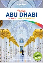 Lonely Planet Pocket Abu Dhabi (Paperback)