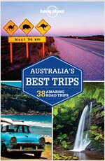 Lonely Planet Australia's Best Trips (Paperback)