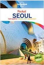 Lonely Planet Pocket Seoul (Paperback)