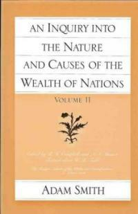 An Inquiry Into the Nature and Causes of the Wealth of Nations (Vol. 2) (Paperback, Volume 2)