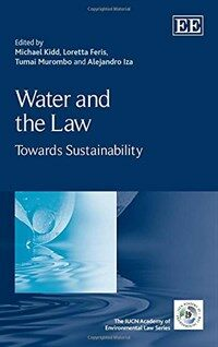 Water and the law : towards sustainability