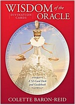Wisdom of the Oracle Divination Cards: Ask and Know (52-Card Deck and Guidebook)