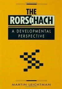The Rorschach : a developmental perspective