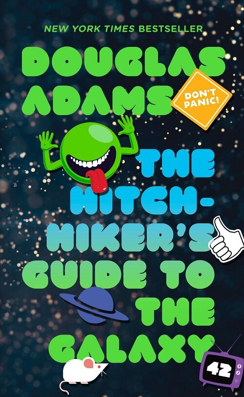 The Hitchhikers Guide to the Galaxy (Mass Market Paperback)