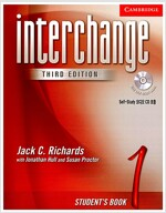 Interchange Level 1 Student's Book 1 with Audio CD (Paperback, 3 Revised edition)