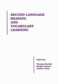 Second language reading and vocabulary learning