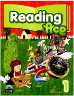Reading Ace 1 (Student book + Workbook + My Portfolio + MP3 CD)