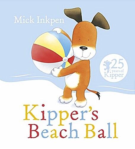 Kippers Beach Ball (Paperback)