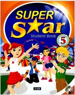 Super Star Student Book 5 (with CD-ROM)