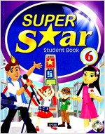 Super Star Student Book 6 (with CD-ROM)