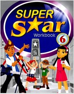 Super Star Workbook 6