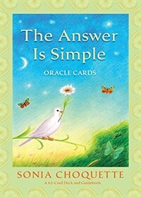 The Answer Is Simple Oracle Cards [With Guidebook] (Other)