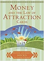 Money, and the Law of Attraction Cards: A 60-Card Deck, Plus Dear Friends Card (Other)