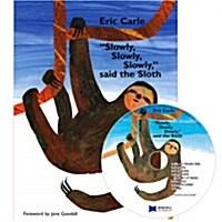 노부영 Slowly Slowly Slowly said the Sloth (Paperback + CD)