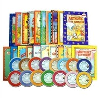 Arthur's Adventure 20종 Set [Paperback 20권 + 사은품 CD 20] (Paperback)