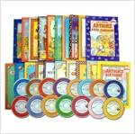 아서 어드벤쳐 Arthur's Adventure 20종 Set + 워크북 20종 세트 증정 (Paperback 20권 + CD 20장)